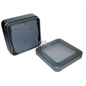 Kappus Natural Levandule certifikované přírodní toaletní mýdlo plechová dóza 125 g