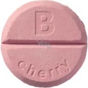 Bomb Cosmetics Čerešňa aromaterapia tableta do sprchy 1 kus