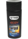 DARČEK Str8 Active Reload mini sprchový gél na vlasy a telo pre mužov 50 ml