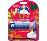 Duck Fresh Discs Fruitopia WC gél pre hygienickú čistotu a sviežosť Vašej toalety 36 ml