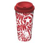Epee Merch Marvel Avengers hrnček na kávu plastový 520 ml