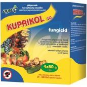 Agro Kuprikol 50 prípravok proti hubovým chorobám rastlín 3 x 20 g