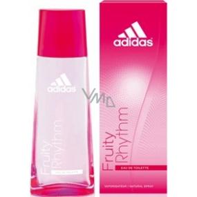 Adidas Fruity Rhythm Toaletní Voda Pro ženy 50 Ml Vmd Drogerie
