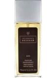 David Beckham Intimately parfumovaný deodorant sklo pre mužov 75 ml