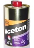 Severochema Acetón technický 700 ml plechovka