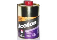 Severochema Aceton technický 700 ml plechovka