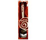 Nekupto Twister Lžička se jménem Marcela červená 16 cm 1 kus