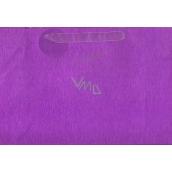 Nekupto Dárková papírová taška malá 12 x 17 cm Fialová glitrová 034 33 QS