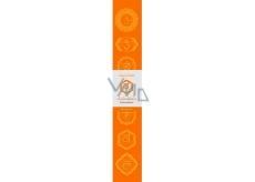 Vonné tyčinky Druhá čakra Oranžová 14 kusov