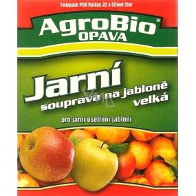 AgroBio Jarná súprava na jablone veľká Reldan 22 100 ml + Silwet Star 20 ml