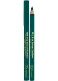 Dermacol 12h True Colour Eyeliner drevená ceruzka na oči 05 Green 2 g