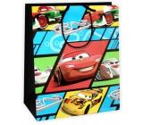 Ditipo Disney Darčeková papierová taška pre deti L Cars, Pasta Potenza 26,4 x 12 x 32,4 cm