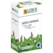 Leros Mäta pieporná vňať bylinný čaj proti nadúvaniu, kŕčom, 20 x 1,5 g