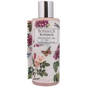 Bohemia Gifts & Cosmetics Botanica Šípek a růže sprchový gel 200 ml