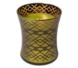 Woodwick Apple Basket - Košík jabĺk vonná sviečka s dreveným knôtom a viečkom sklo stredné 275 g Autumn limitid 2018