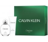 Calvin Klein Obsessed toaletná voda 100 ml + sprchový gél na telo a vlasy 100 ml, darčeková sada