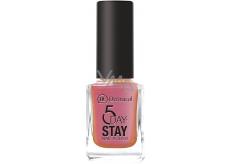 Dermacol 5 Day Stay Dlhotrvajúci lak na nechty 48 Fairy 11 ml