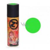 Zo farebný lak na vlasy Zelený 125 ml sprej