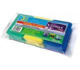 Clanax Houba frézovaná 3 kusy, 23AS3