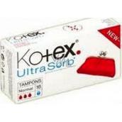 Kotex Ultra Sorb Normal tampony 16 ks