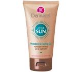 Dermacol Sun After Sun hydratační chladivý gel po opalování 150 ml