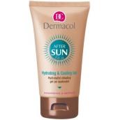 Dermacol Sun After Sun hydratačný chladivý gél po opaľovaní 150 ml