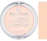 Essence Mattifying Compact Powder pudr 11 Pastel Beige 12 g