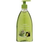 Dalan Therapy Rosemary & Olive Oil s olivovým olejom tekuté mydlo dávkovač 400 ml
