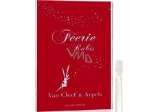 Van Cleef & Arpels Feerie Rubis toaletná voda 2 ml s rozprašovačom, vialky