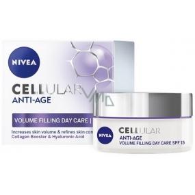 Nivea Cellular Anti-Age OF15 vypĺňajúci denný krém 50 ml
