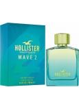 Hollister Wave 2 for Him toaletná voda 100 ml