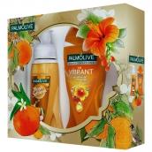 Palmolive Aroma Sensations So Vibrant sprchový gel 250 ml + Magic Softness Tangerine pěnové mýdlo 250 ml, kosmetická sada
