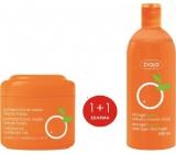 Ziaja Pomerančové máslo tělové máslo 200 ml + sprchový gel 500 ml, duopack