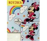 Nekupto Baliaci papier vianočné pre deti Minnie Mouse 70 x 200 cm 1 role BLI 046