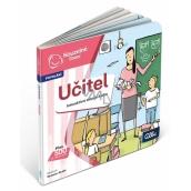Albi Kúzelné čítanie interaktívne minikniha Učiteľ, vek 5+