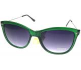 Nac New Age Slnečné okuliare zelené Z317AP