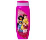 BS Princess 2v1 sprchový gél + pena do kúpeľa pre deti 400 ml