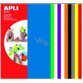Apli Penovka 300 x 200 x 2 mm 10 listov mix farieb