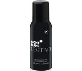 Montblanc Legend deodorant sprej pre mužov 100 ml