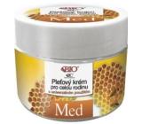 Bione Cosmetics Med a Q10 pleťový krém pro celou rodinu 260 ml