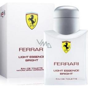 Ferrari Light Essence Bright toaletná voda unisex 75 ml