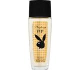 Playboy Vip for Her parfémovaný deodorant sklo pro ženy 75 ml