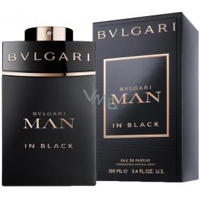 Bvlgari Man In Black toaletná voda pre mužov 100 ml