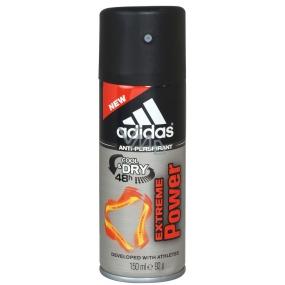 Adidas Extreme Power Cool & Dry 48 h antiperspirant deodorant sprej pro muže 150 ml