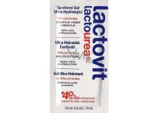 DARČEK Lactovit Lactourea Ultra Hydratujúce sprchový gél 10 ml