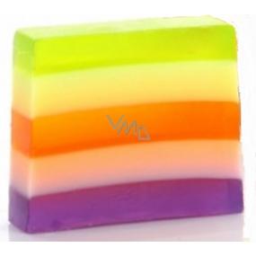 Bomb Cosmetics Čistá terapie - Pure Therapy Soap Přírodní glycerinové mýdlo 100 g