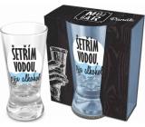 Albi Môj Bar Panák Šetrím vodou, pijem alkohol 50 ml