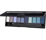 Gabriella Salvete Palette 10 Shades paleta očních stínů se zrcátkem a aplikátorem 04 Aqua 12 g