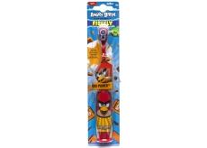 Angry Birds Turbo mäkkú elektrická zubná kefka pre deti