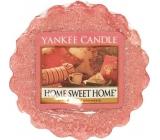 Yankee Candle Home Sweet Home - Ó sladký domov vonný vosk do aromalampy 22 g